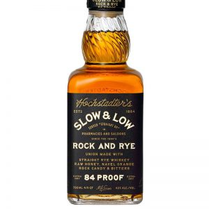 Hochstandler's Slow & Low Rock And Rye 750ML
