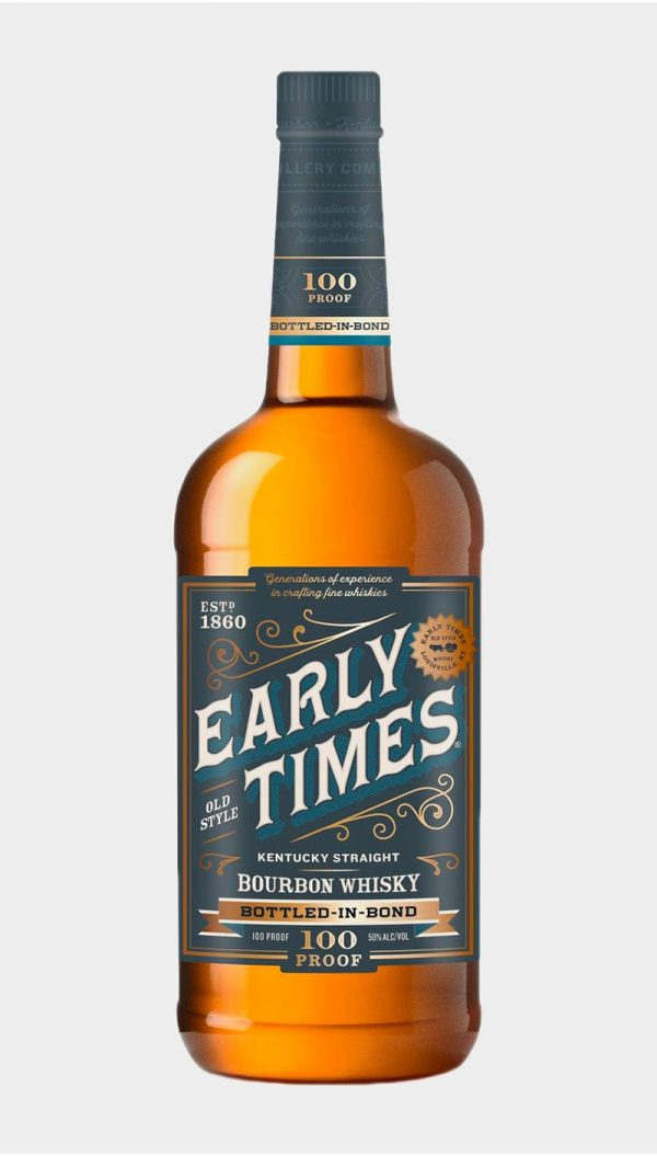 Early Times 100 Proof Kentucky Bourbon Whiskey 750ML