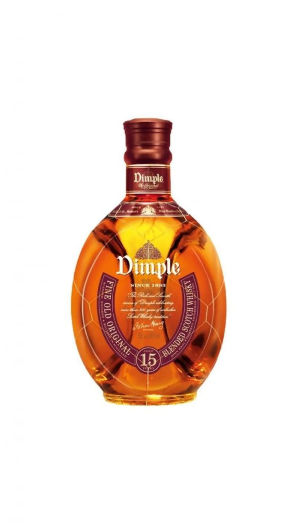 The Dimple Pinch Blended Scotch Whisky 750ML