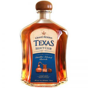 Grand Reserve Texas Select Club Canadian Whisky 750ML