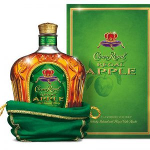Crown Royal Apple Canadian Whisky 750ML
