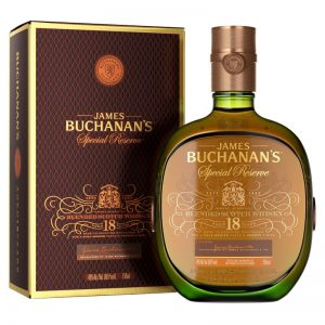 Buchanan's Special Reserve 18 Year Scotch Whisky 750ML