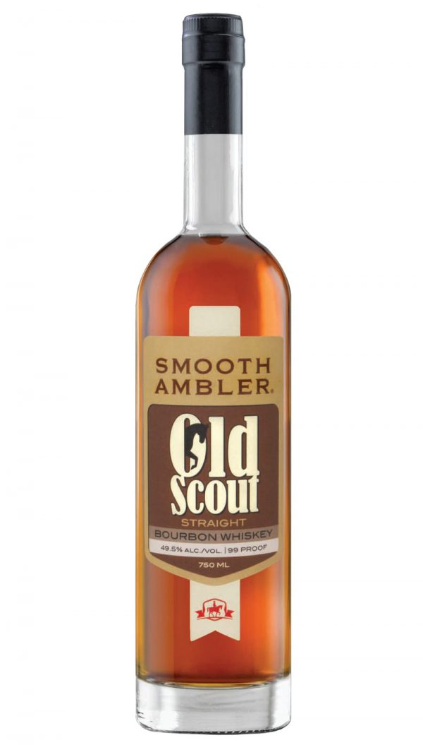 Smooth Ambler Old Scout 99 Proof Whiskey 750ML