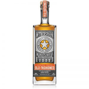 Witherspoon Old Fashioned Whiskey Texas 750ML