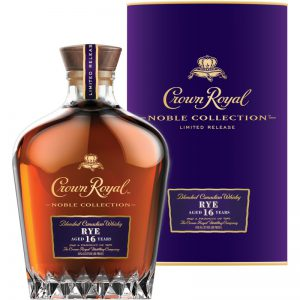 Crown Royal Noble Collection Rye 16 Years Canadian Whiskey 750ML