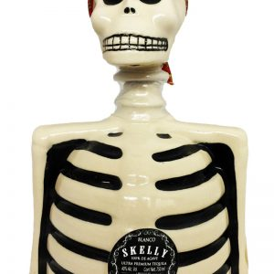 Skelly Blanco Tequila 750ML