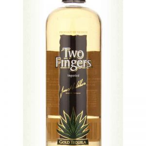 Two Fingers Gold Tequila 750ML